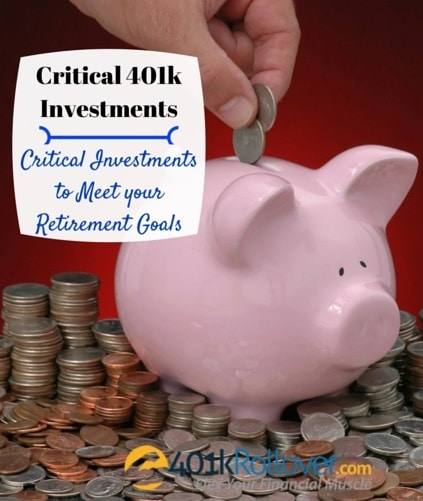401k investments retirement