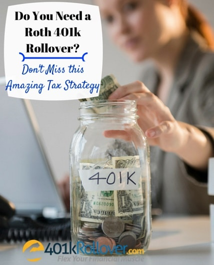 roth 401k rollover process