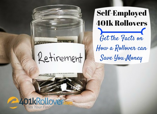 self employed 401k rollovers retirement