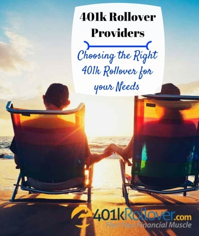 choosing right 401k rollover provider