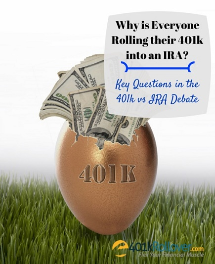 401k retirement accounts rollover