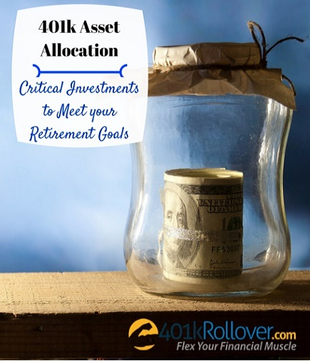401k asset allocation investments