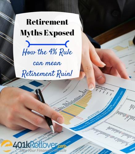 myth 4% rules of retirement spending