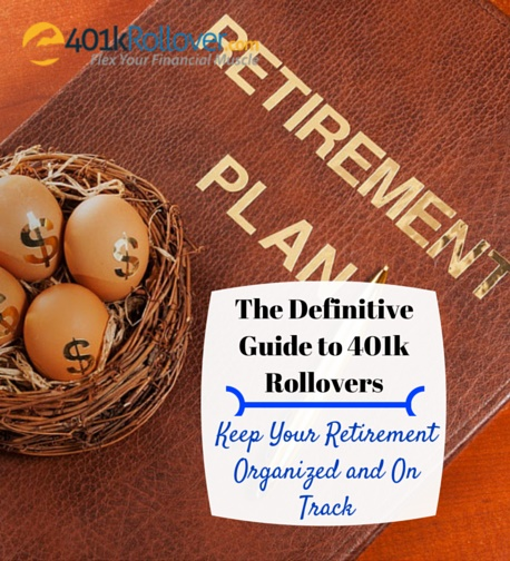 guide 401k rollover retirement account