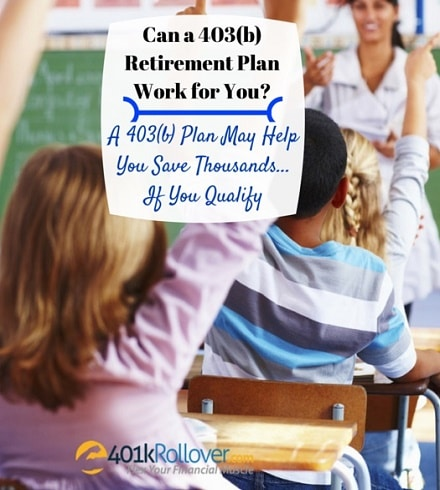 what is 403b retirement plan