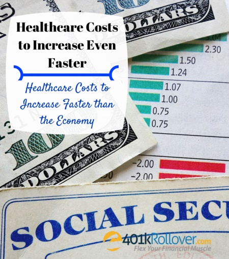 healthcare spending rate increasing