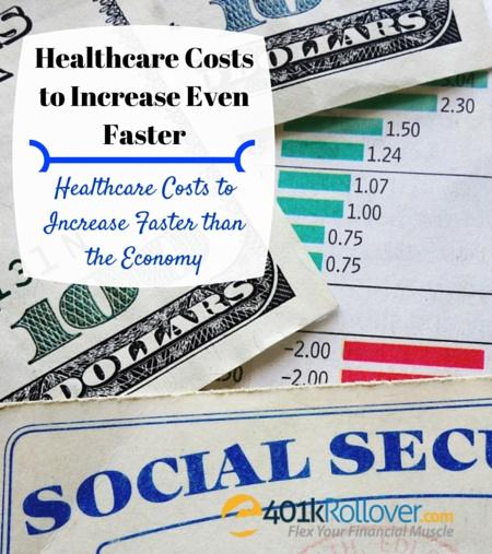 healthcare spending rate increasing