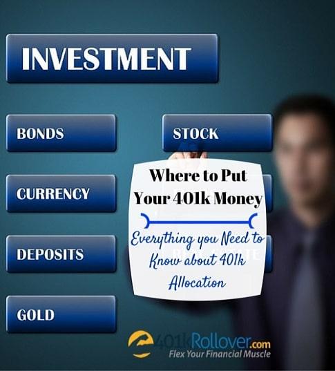 401k asset investments