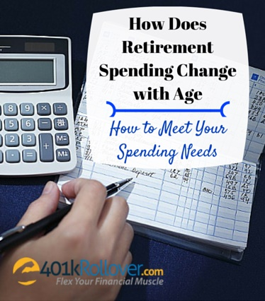 retirement spending age group