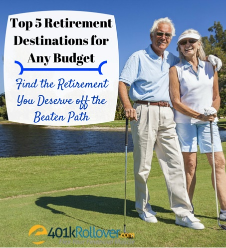 budget retirement destinations cost of living