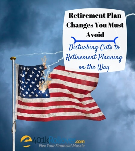 retirement plan changes