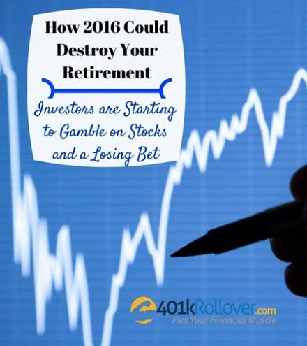 2016 stock market retirement planning