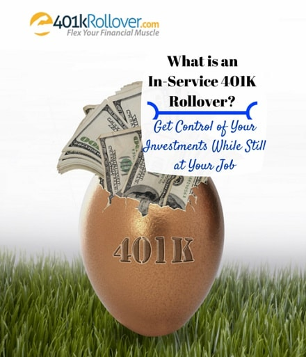 what in service 401k rollover
