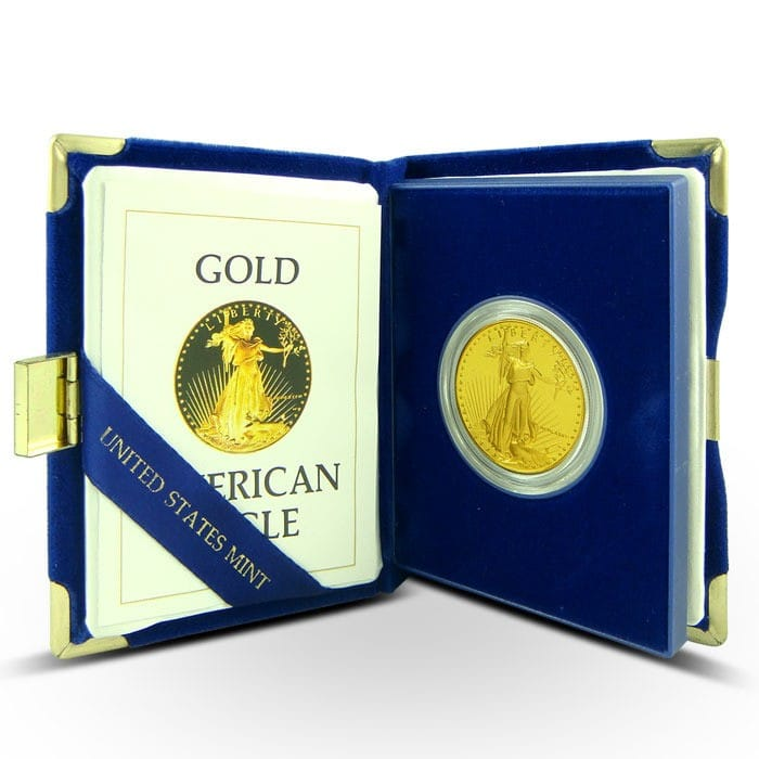 1 oz American Eagle Gold Proof Coin